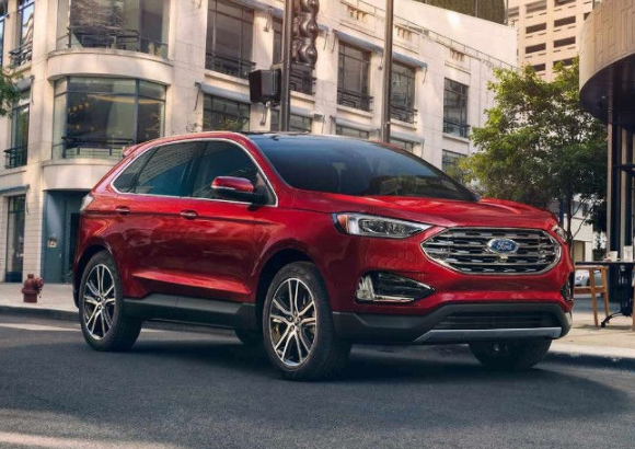 2019 Ford Edge St Design Review Interior And Price Ford Edge