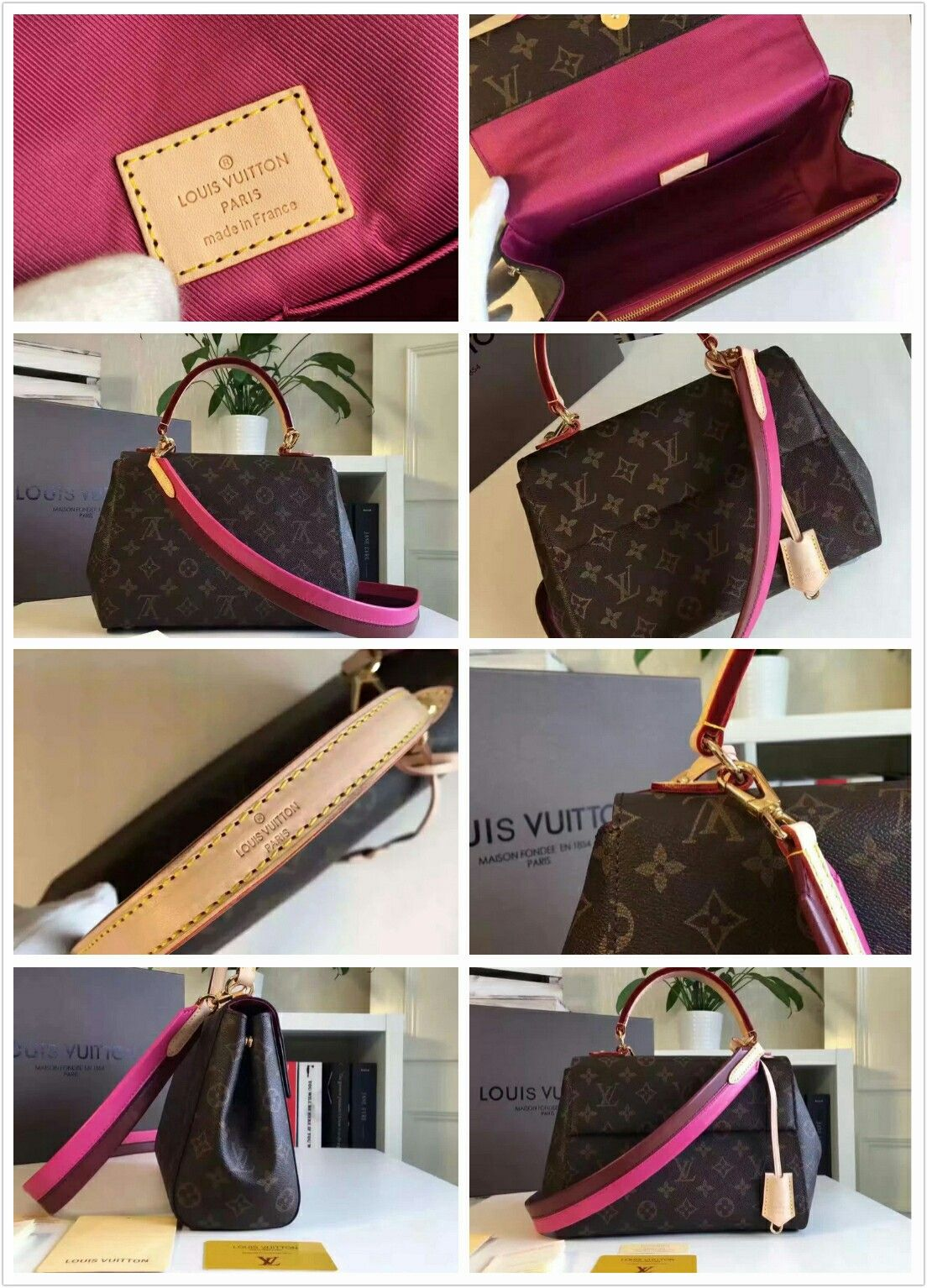 75e72ad31bca Louis Vuitton Cluny BB bag availablenow. DM me for low price. Get free  scarf buy now.  louisvuitton  louisvuittoncluny  clunybb  lvcluny  lvclunybb