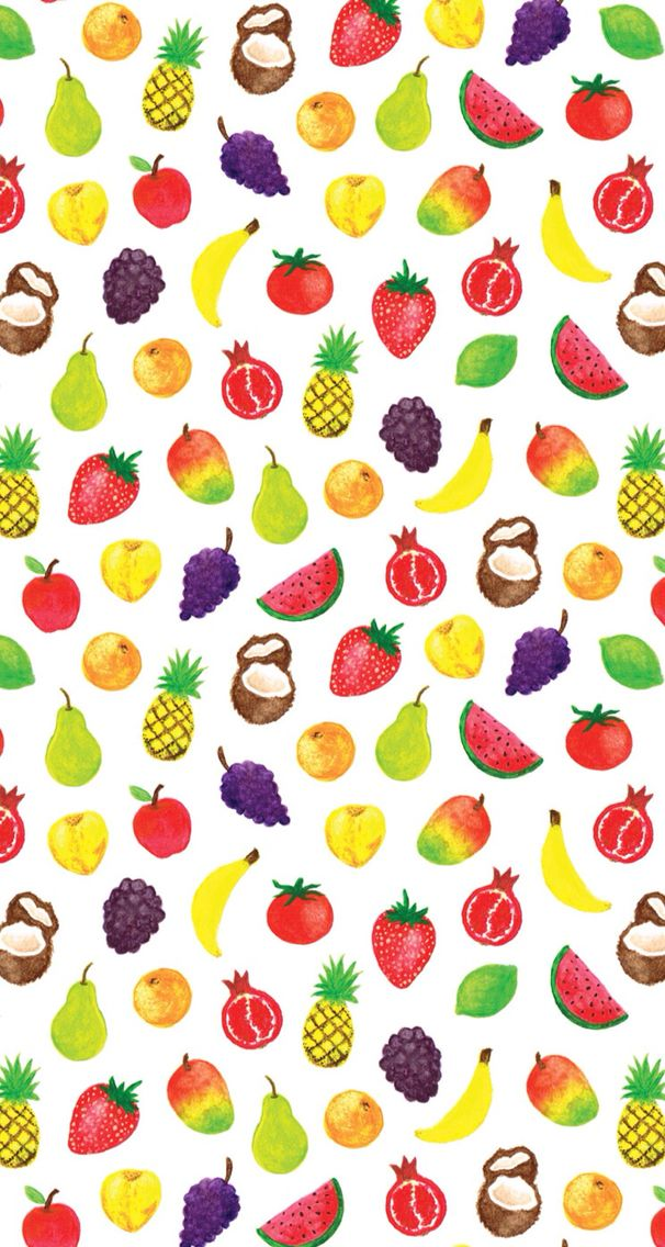 Just fruits