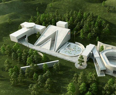 minimalistische Architektur Tadao Ando