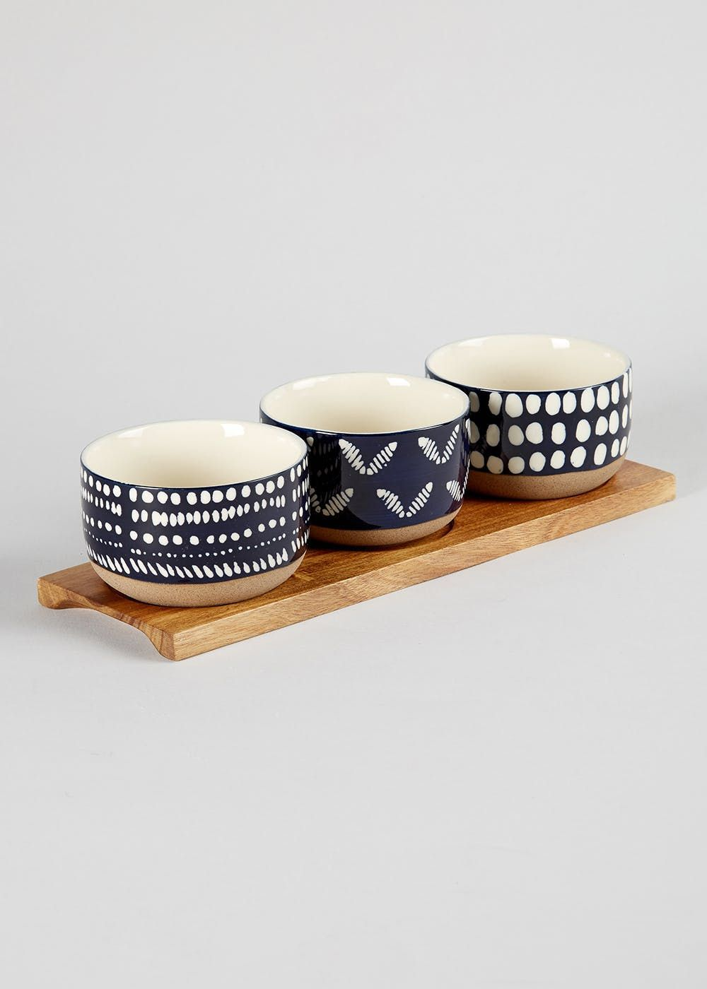 Ceramic Bowl Set (9cm x 6cm) – Navy  Ceramic Bowl Set (9cm x 6cm) – Navy  #6cm #9cm #bowl #Ceramic #Navy #Set