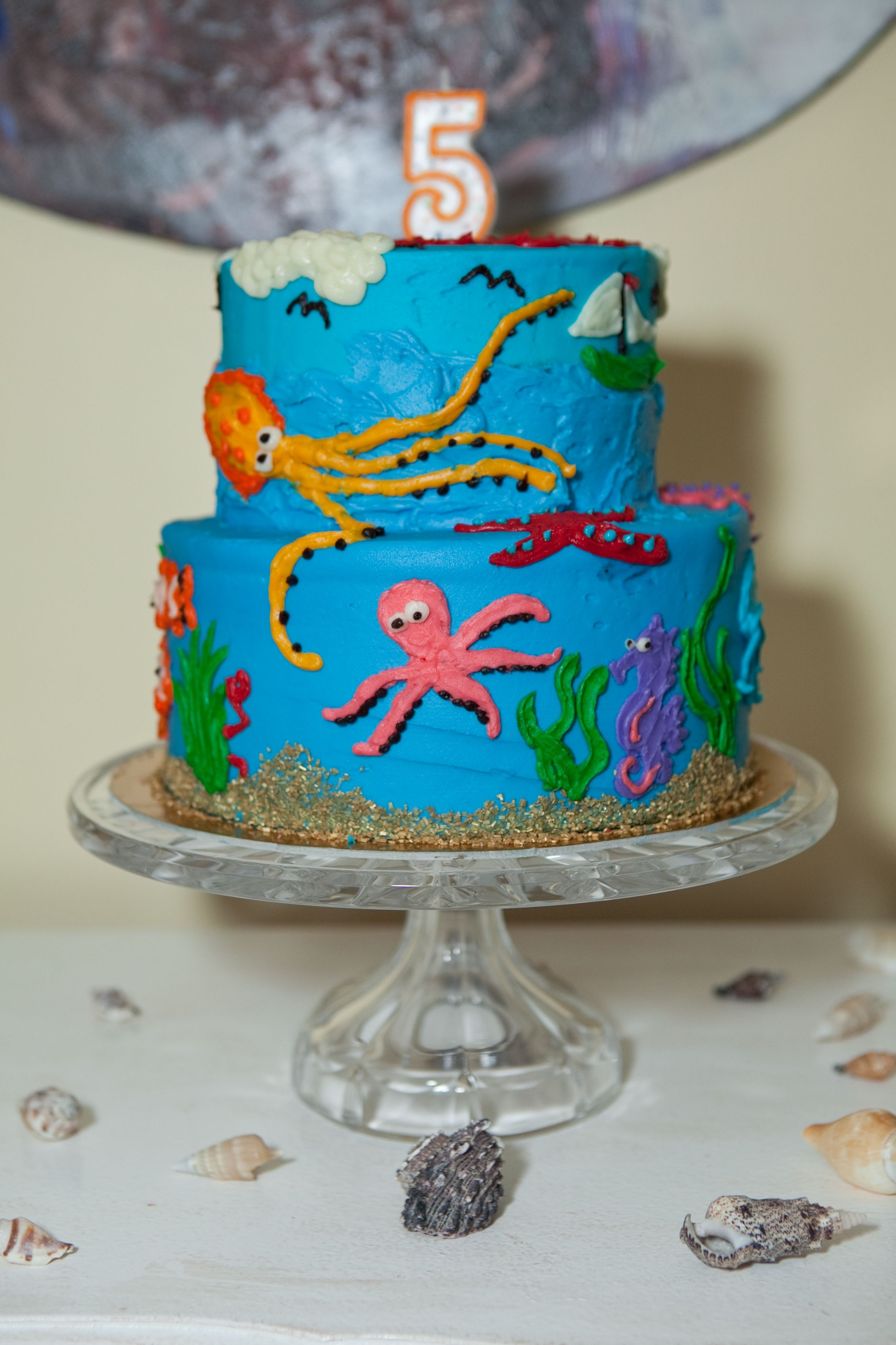 Under the Sea Party party games and other party ideas