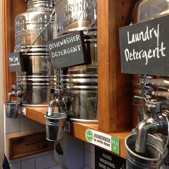 Inside America S Most Sustainable Supermarket Reuse