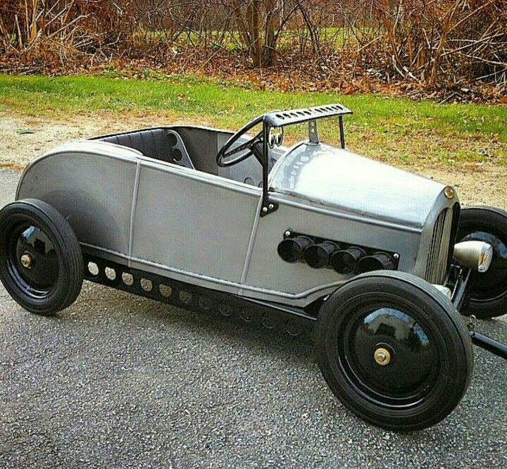 Custom Rat Rodhot Rod Pedal Pedals Pedal Cars Kit Cars Cars