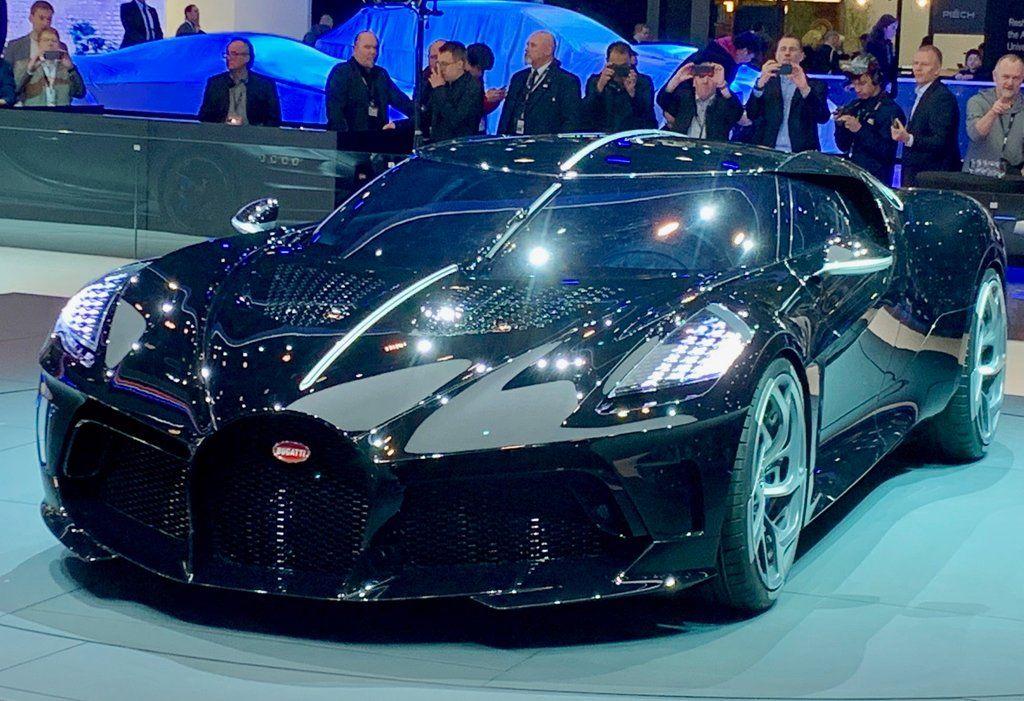 Geneva Motor Show A 19 Million Bugatti and Supercars to