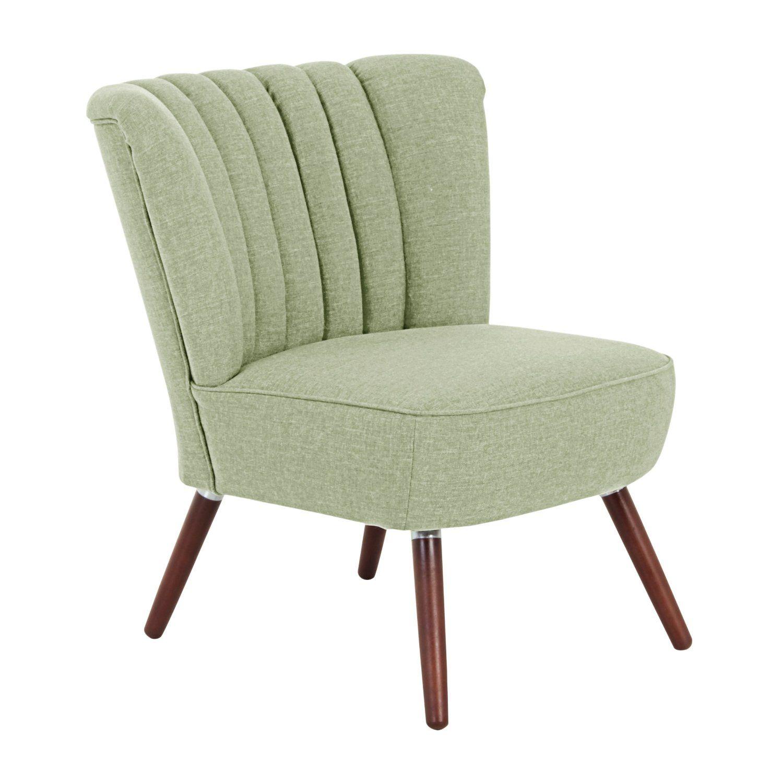 Max Winzer Alwa 2854 1100 1645273 Armchair In Retro Style Linen