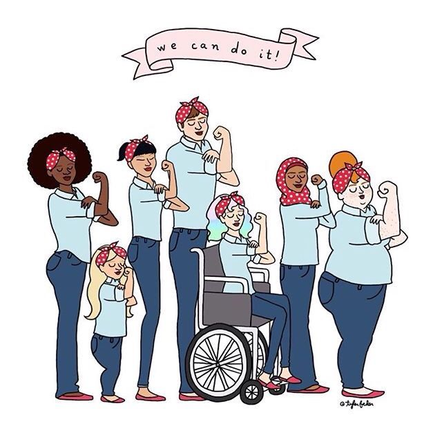 Intersectional Feminism: What It Is And Why We Need It For A Truly Gender Equal World