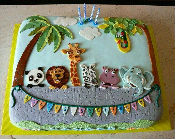 Kuchen dekorieren abschied