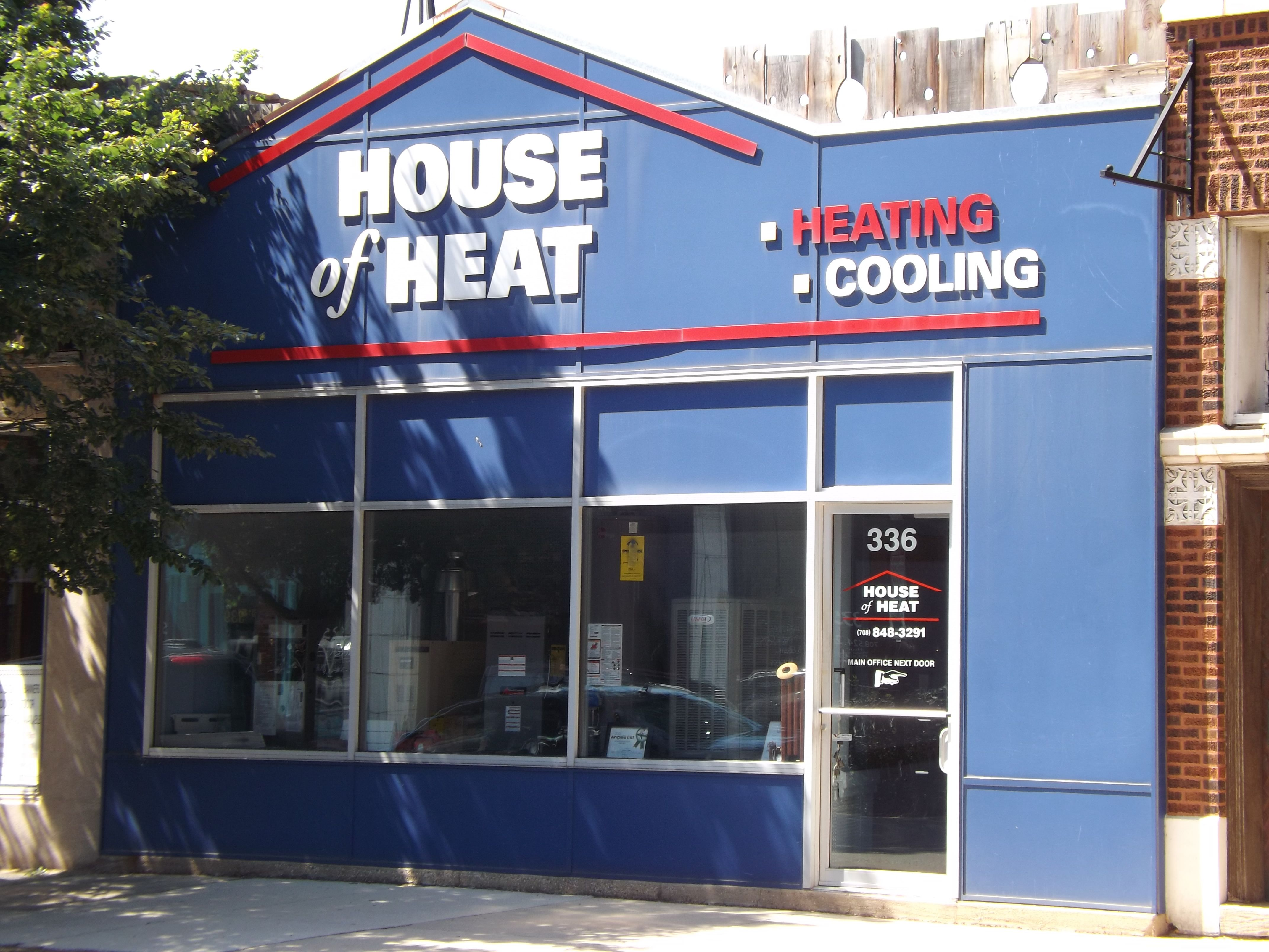 House Of Heat Heating And Cooling Opad Oakpark House Heating Oak Park House