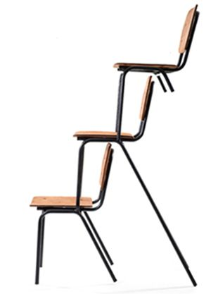 Junktion studio, Israel - Chairs ladder