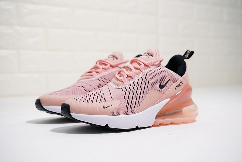 the best attitude beeb3 824b9 Best Price Womens Nike Air Max 270 Shoes Coral Stardust ...