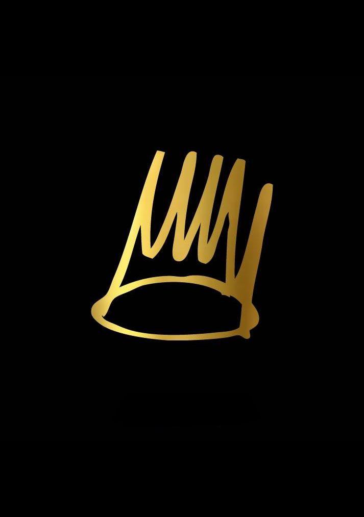BORN SINNER J COLE GOLD ALBUM ART DREAMVILLE iphone case