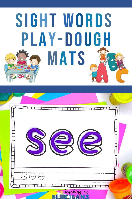 Pin On Sight Word Activities