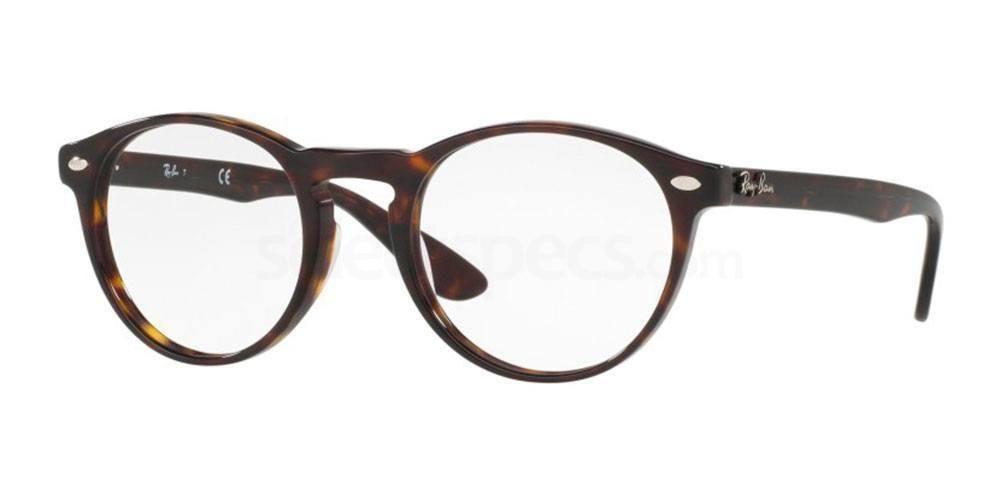 3f5a1fb9b53a Ray-Ban RX5283 prescription glasses at SelectSpecs