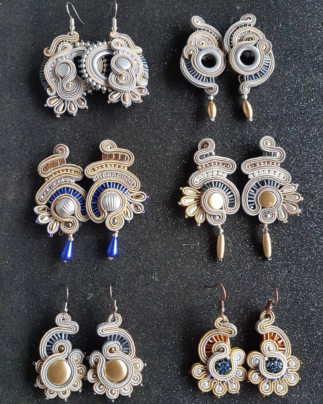 Talia Clay Earrings