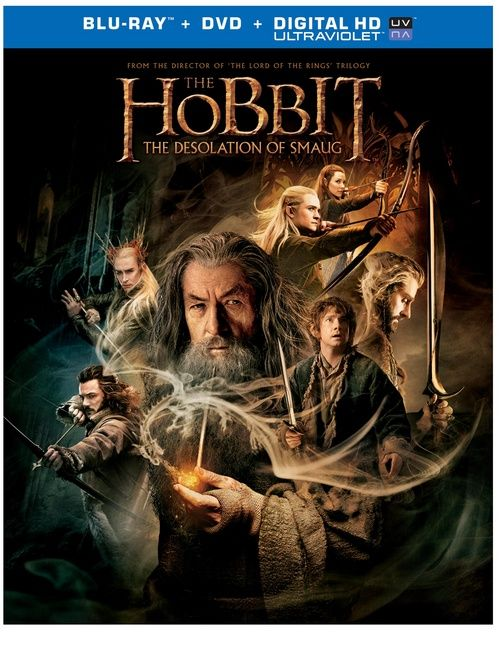 when will the hobbit 2 come out on dvd | The Hobbit: The Desolation of Smaug Blu-ray 3D and DVD Coming This ...