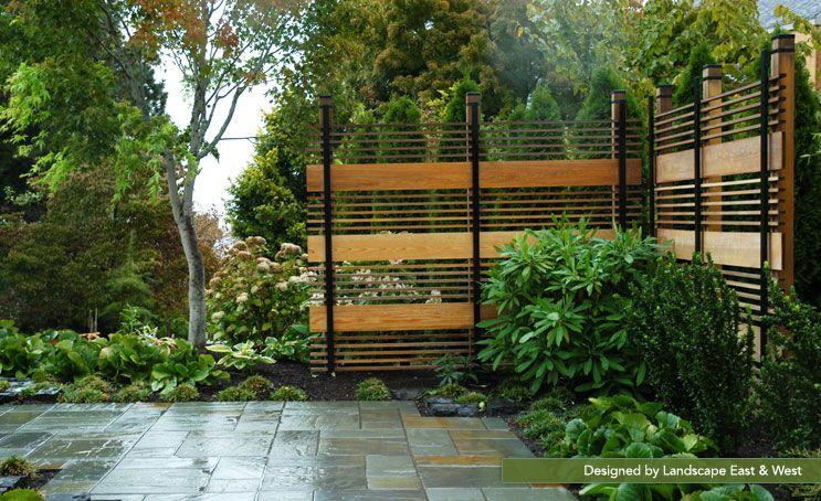 Woodworking Portland Landscaping Company Landscape East West Backyard Pergola Garden Gates And Fencing Landscape Design