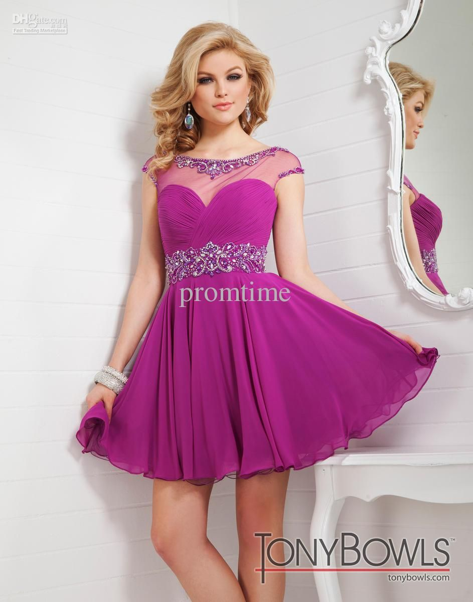 Pink cocktail dresses for js prom | Dress and bottoms ...