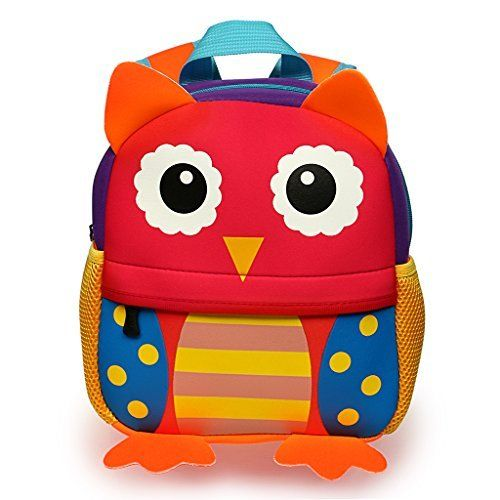 Hipiwe Little Kid Toddler Backpack Baby Boys Girls Kindergarten ...