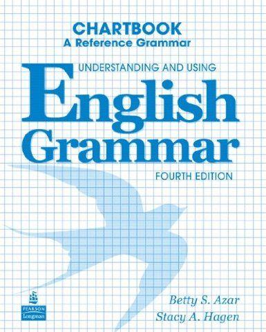 Understanding and using english grammar. Chartbook : a ...