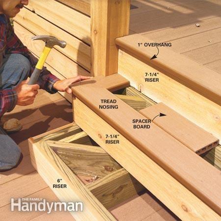 Great Decking Plans Diy Deck Building A Deck Dream Deck