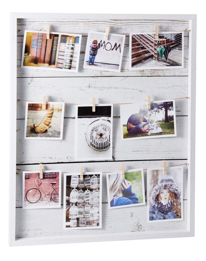 bilderrahmen mit 10 klammern wei neue wohnung pinterest bilderrahmen neue wohnung und weiss. Black Bedroom Furniture Sets. Home Design Ideas