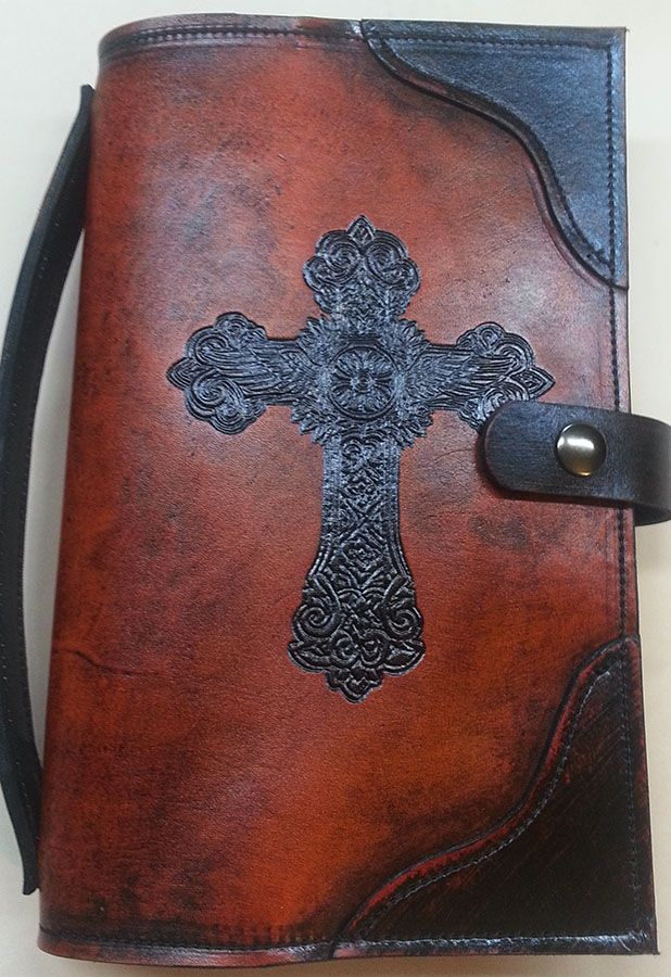 Taylormade Leather Bible Cover Gallery | awww leather... | Pinterest
