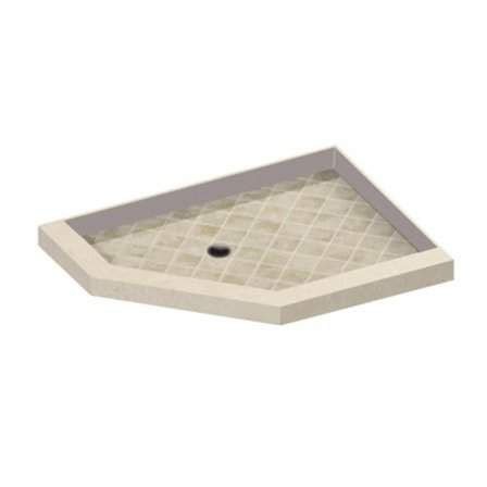 Factory American Bath N483604fl Lc Neo 48 X 36 In Left Angle