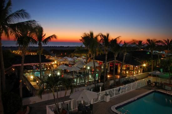 Jimmy B S Beach Bar Grille In St Pete Florida One Of The Places I Use To Work