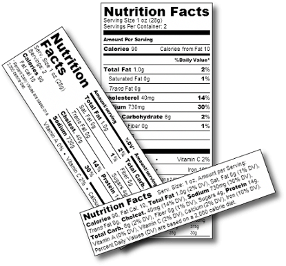 Calling All Food Bloggers Create Recipe Nutrion Labels With Ease Recipal Took The Fear Factor Out Of Nutrition Facts Label Nutrition Labels Nutrition Facts