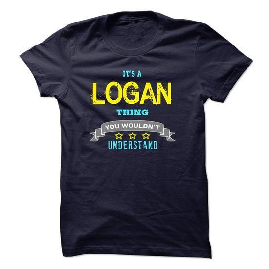I am a Logan - #gift for dad #hostess gift. MORE INFO => https://www.sunfrog.com/LifeStyle/I-am-a-Logan.html?68278