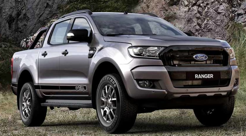 2019 Ford Ranger FX4 Review, Specs and Price | FORD | รถกระบะ