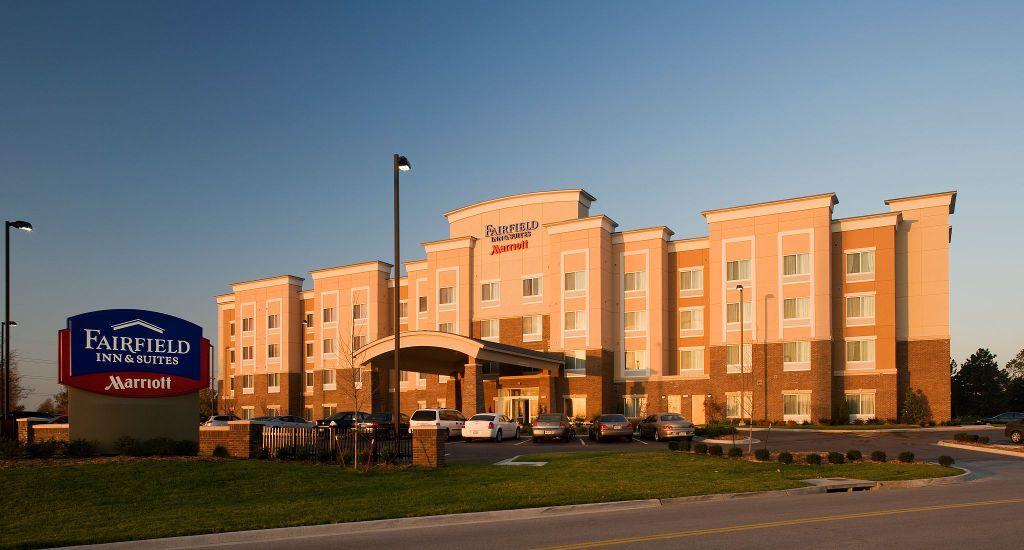 Fairfield Inn Suites Kansas City Overland Park Fairfield Inn Overland Park Overland Park Ks