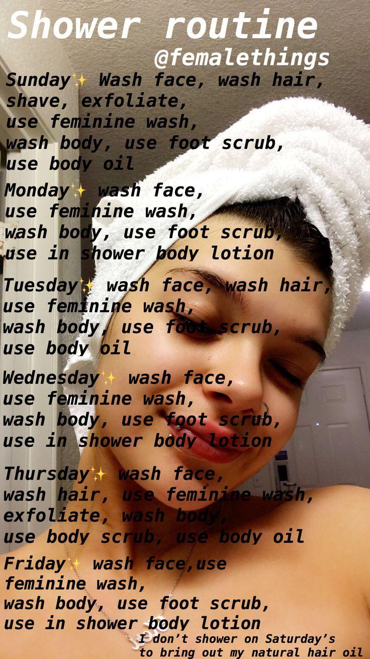 @femalethings #skincare