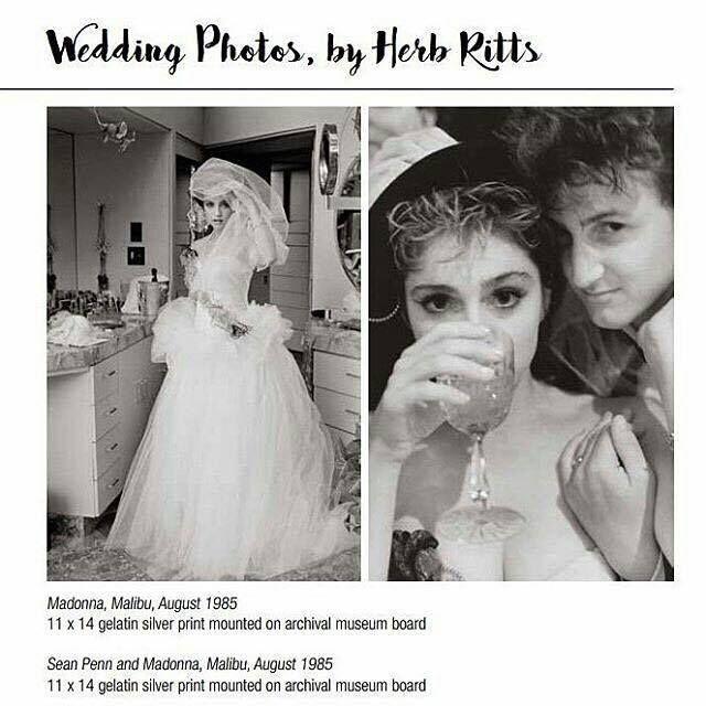 Madonna And Sean Penn Wedding Madonna Private Wedding Celebrity Weddings