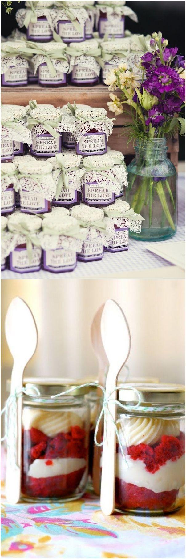 25 Cute and Easy Wedding Favor Ideas   Wedding favors cheap, Unique ...