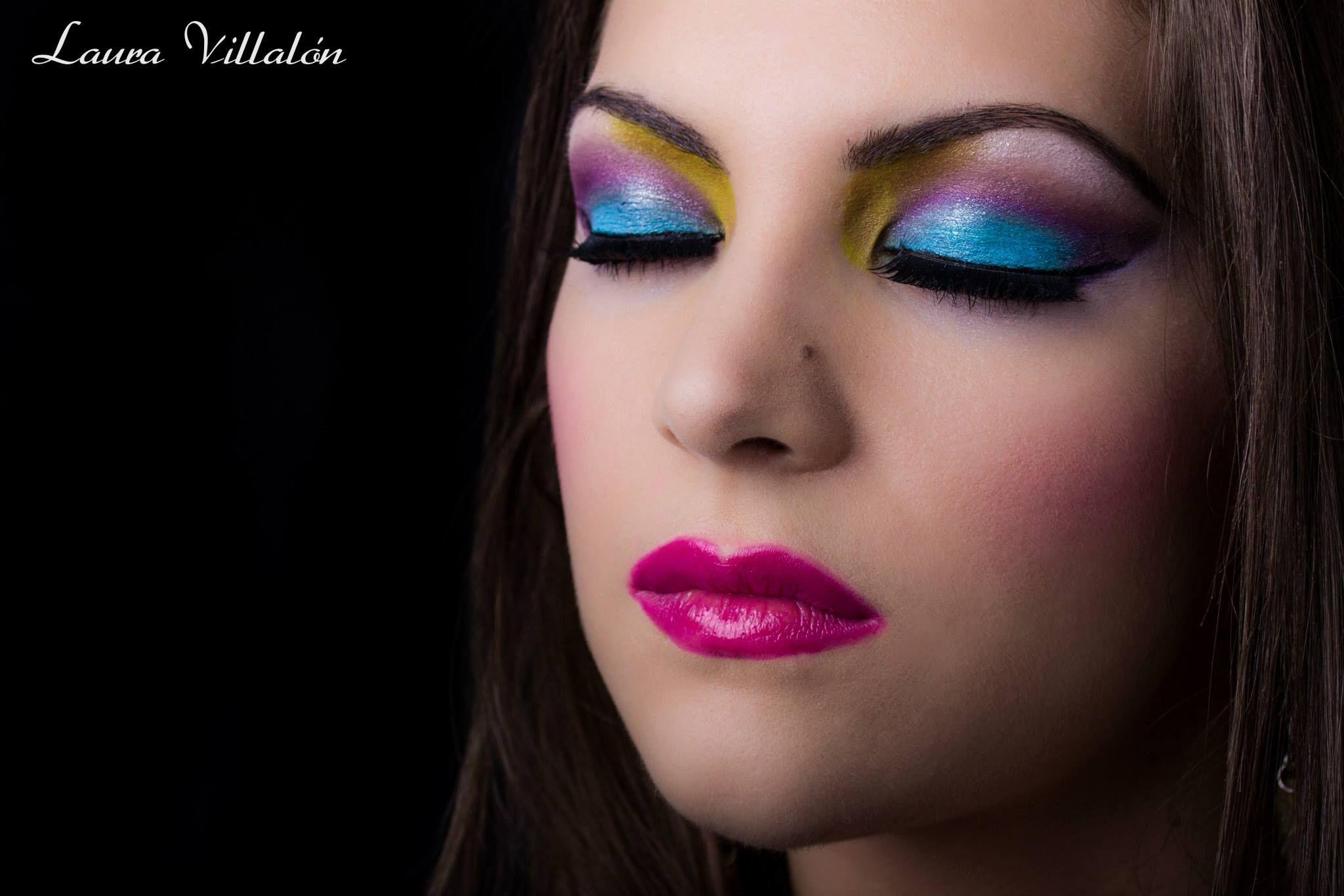 Makeup intenso