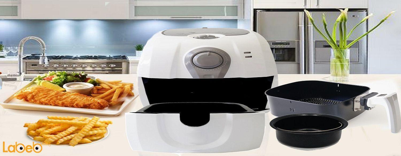 قلاية نيكاي تعمل قلاية نيكاي على طهي الطعام بشكل صحي ومفيد وبدون كوليسترول كما أن هذه القلاية الكهربائية لا تحتاج إلى اضافة ا Branding Design Brand Chef