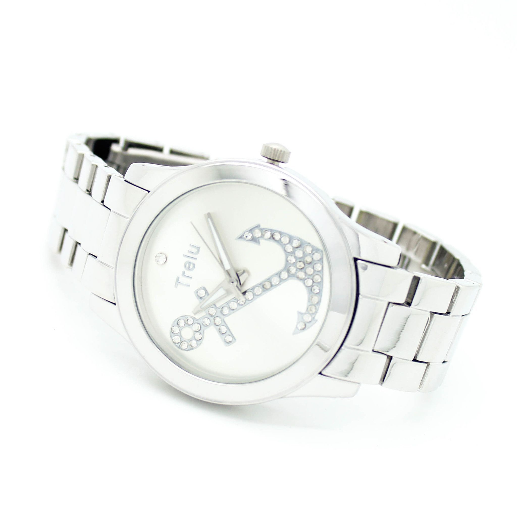 Anchor metal watch (3 colors)