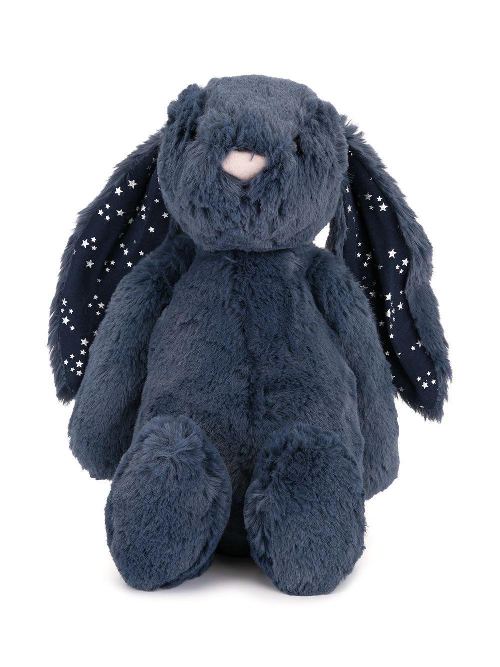 Jellycat Bashful Stardust Bunny Plush #bunnyplush Jellycat Bashful Stardust bunny plush - Blue #bunnyplush