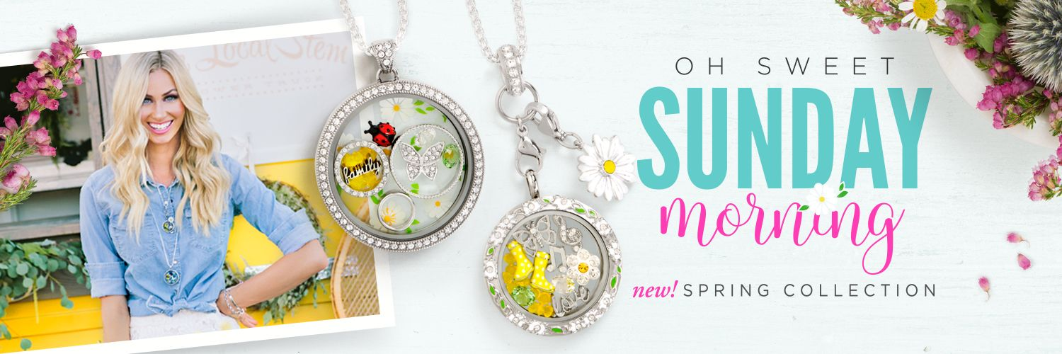 Origami Owl  2017 Spring Collection  https://www.marshas.origamiowl.com