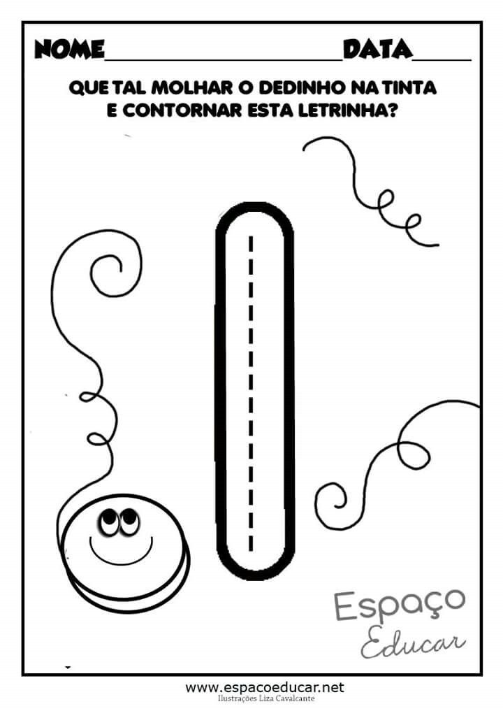 Pin von Jamile Meyre de Oliveira. auf Alfabeto   Pinterest