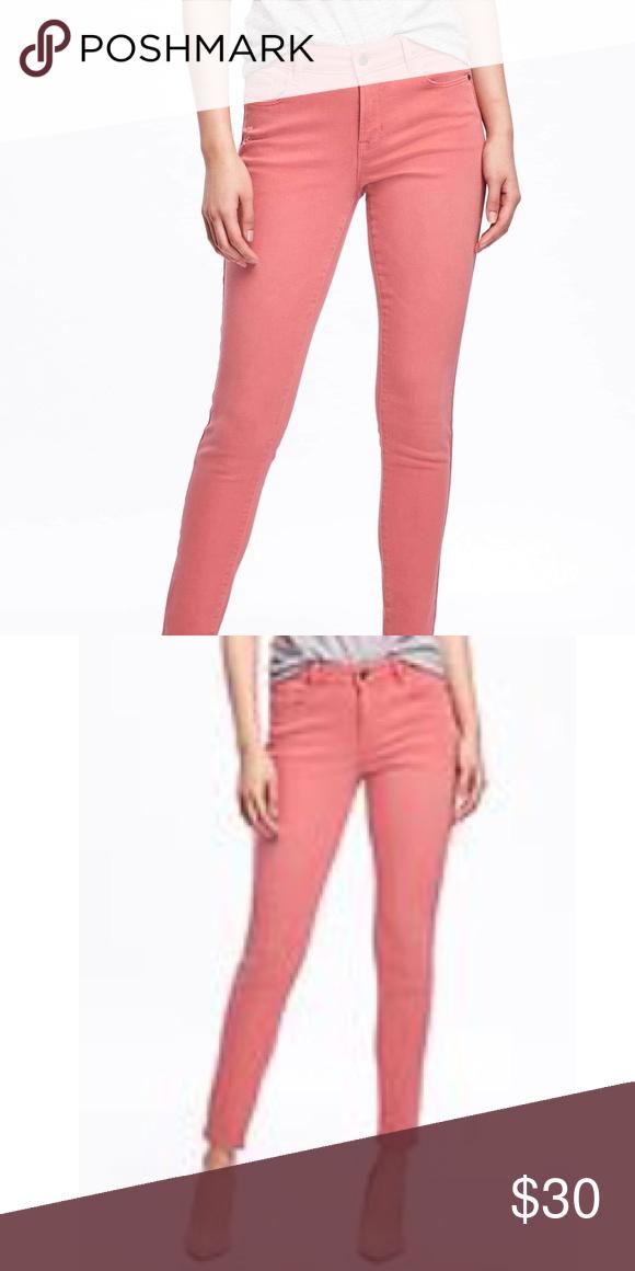 , ❤️Pop star jeans (Old Navy) – NWOT Old Navy pop star jeans – pink/peach , NWOT Old Navy Jeans, My Pop Star Kda Blog, My Pop Star Kda Blog