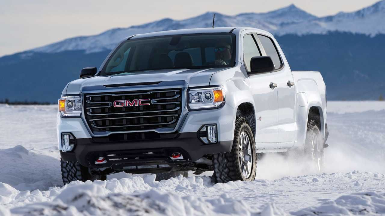 Earlier This Month Gmc Replaced The Canyon All Terrain For The