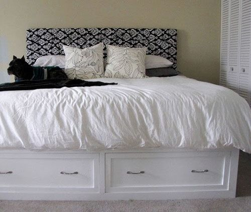 Best Diy King Storage Bed Knockoff Pottery Barn Stratton With 400 x 300