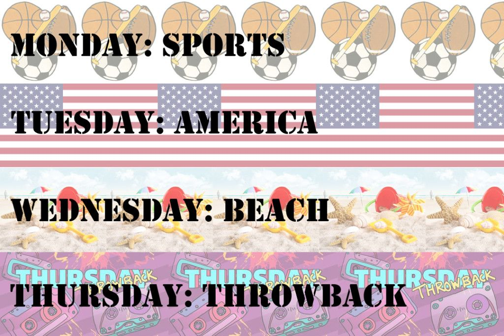 Spirit week ideas homecoming google search homecoming for Christmas spirit ideas