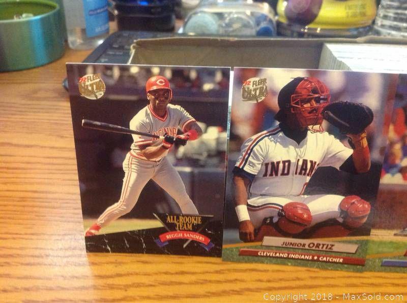 1992 fleer ultra 2 baseball cards baseball cards