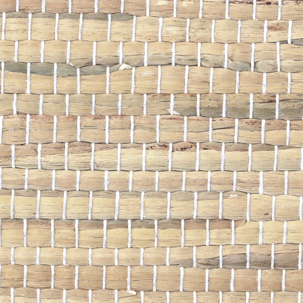 Grasscloth Braided Walls - Almond 3146 in Almond