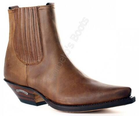 6cd8aa1f61 Botines cowboy Sendra Boots