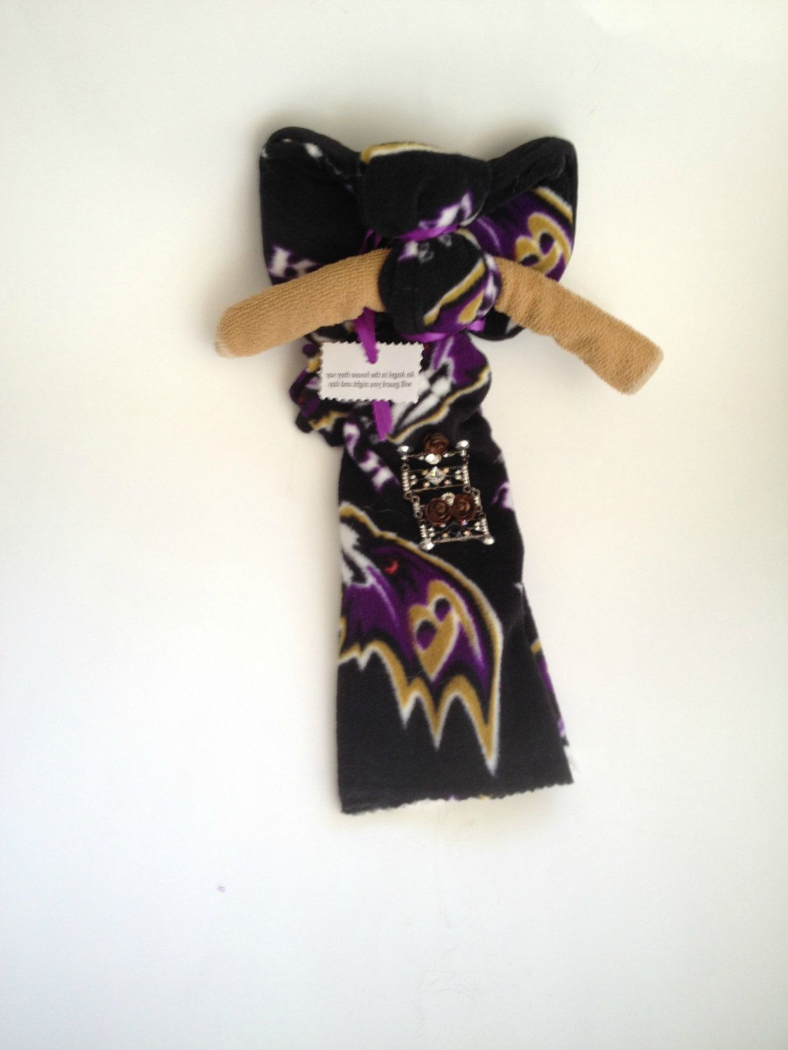 Watching Angel™ - 368 - Baltimore Ravens by EveryThingPineCone on Etsy